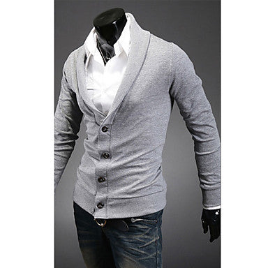 Men's Hot Sales Long Sleeve Knitwear