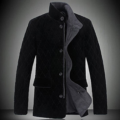 Hot-Selling Men's Fashion Jacket Coat