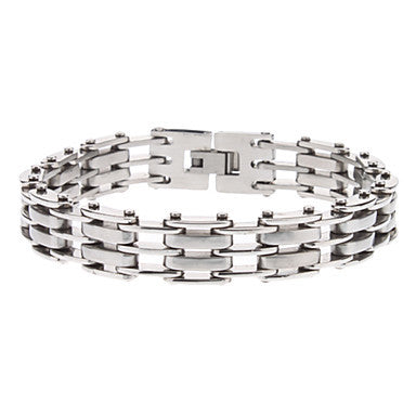 Apollo Stainless Steel Bracelet