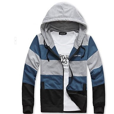 Men's New Arrive Fashion with A Hood Hoodies Coat