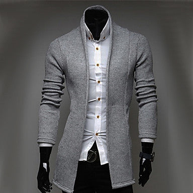 Men's Casual Fashion Knitwear Sweater