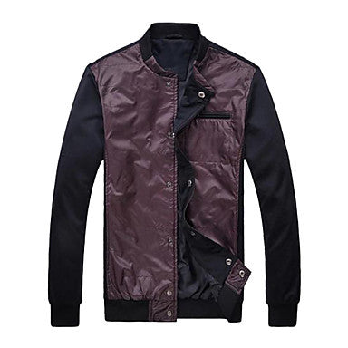 Men's New Leisure Fashion Hot Coat