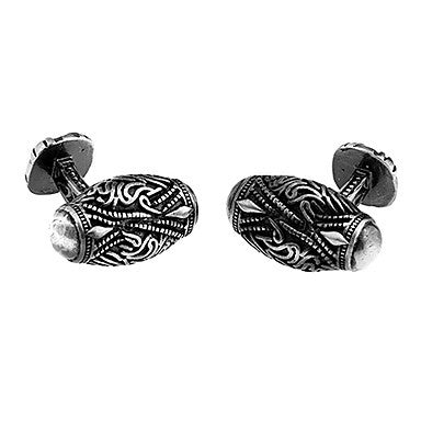 Men's Oval Cufflinks(2 PCS)