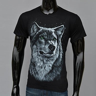 Men's Fashion Short Sleeve T Shirts