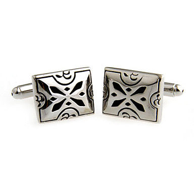 Men¡¯s Square Style Cufflinks