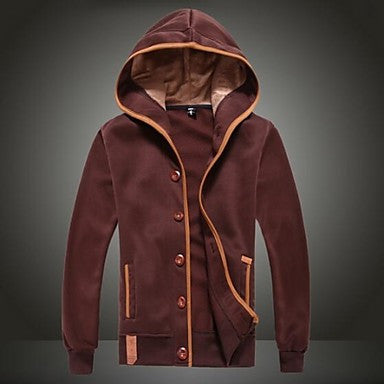 Men's New Hooded Cloak