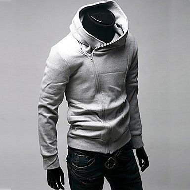 Men's Casual Design Thick Hoodie