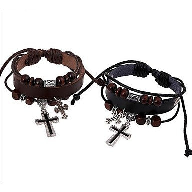 Boutique Leather Bracelet
