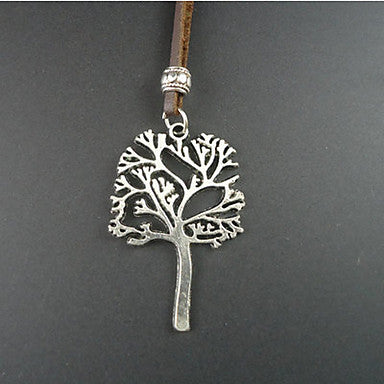 European Style Life Tree Pendant Necklace