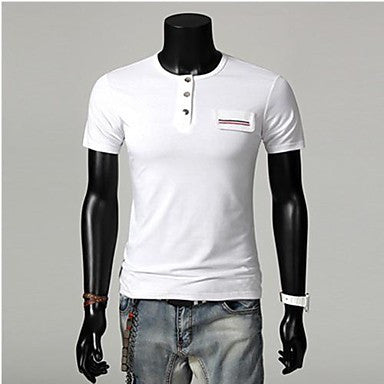 Men's Casual Short Sleeve T-Shirt