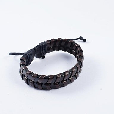 Fashion Men's PU Leather Bracelets