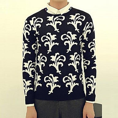 Men's Autumn Robye T-shirts, knitted sweater