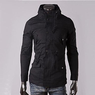 Men's Casual Fashion Slim Jacket Coat