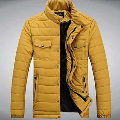 Men's Wear Thick Warm Natural Cotton Outerwear