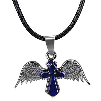 Vintage Angle Shape Men's Pendant Necklace(1 Pc)