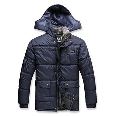 Men's Fashional Thick Cotton Padded Jacket