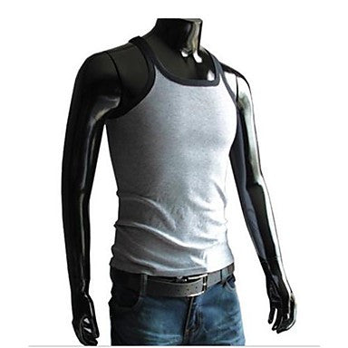 Men's Fashion Leisure Cotton Vest