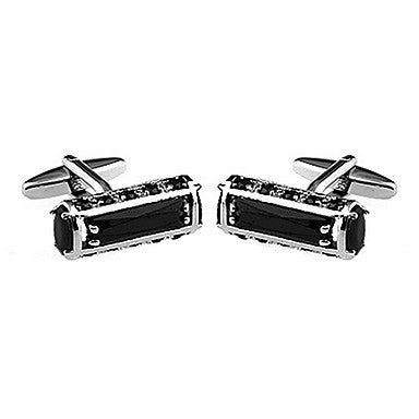 Men's Rectangular Cufflinks(2 PCS)
