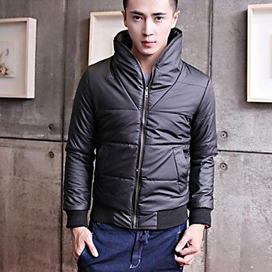 Men's Korean Style Thickened Fashion Coat