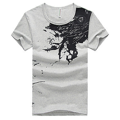 Men's Simple Fashion T-Shirt