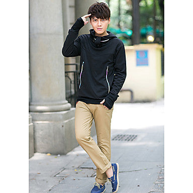 Men's Fashion Hoodie Pullover Coat