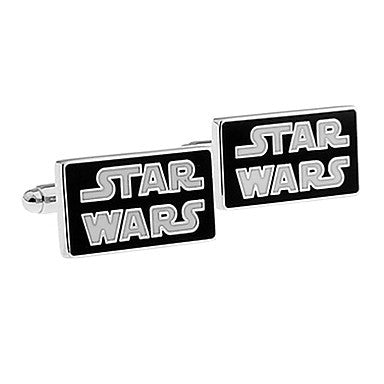 Men's Star Wars Cufflinks(2 PCS)