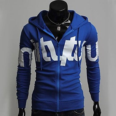 Men's Casual Fashion Hoodie A