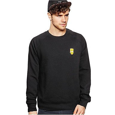 Men's Autumn Casual Sport Long Sleeve Pullovers Hoodies