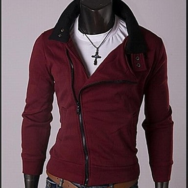Men's Casual Collar Sweater
