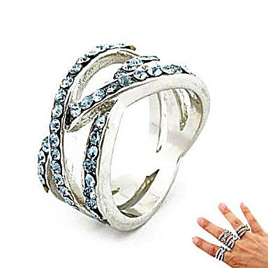 Fashion Retro Rings Random Size Random Color