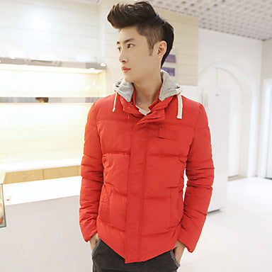 Men's Hot Selling Easy Matching Knitted Coat