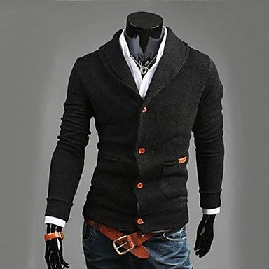 Men's Casual Fashion Knitwear