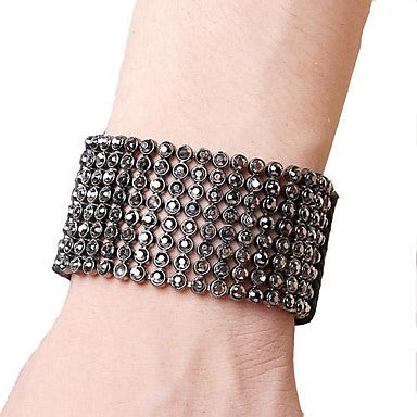 The New Full Diamond Bracelet