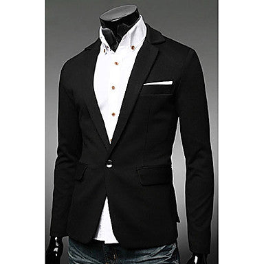 Men's Casual Slim Jacket