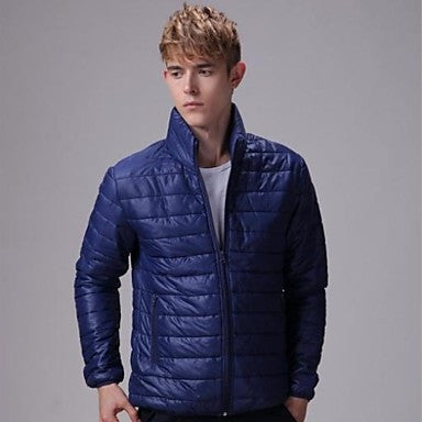 Men's Fashion Warm Autumn And Winter Cotton Outwear Coat