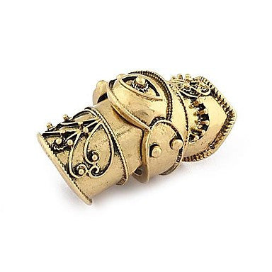 Fashion Retro Rings Men Random Size