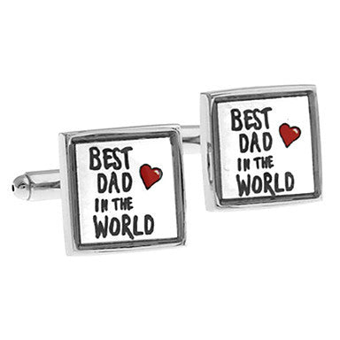 Men's Square Cufflinks(2 PCS)