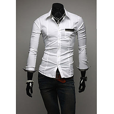 Men's Simple Shirt