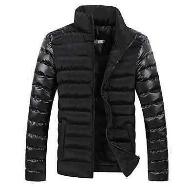 Men's Slim Winter Park Fashion Down Coat (More Colors)