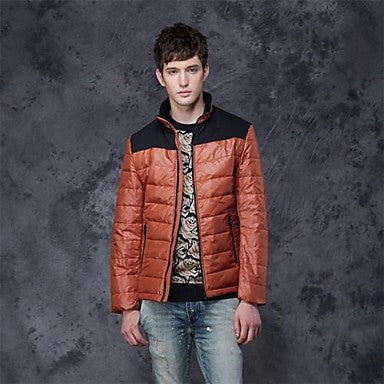 Men's Leisure Coat Collar Jacket