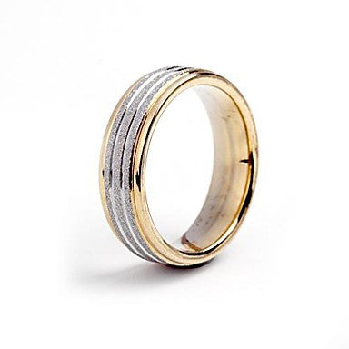 Mumar Fashionable Ring Stainless Steel Jewelry