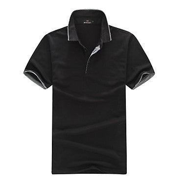Men's Pique Slim Polo Shirt