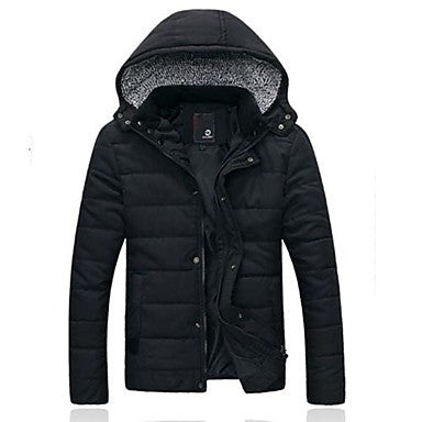 Men's Casual Fashion Hoodie Coat
