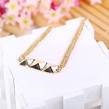 European and American Style Retro Pyramid Cones Bracelet