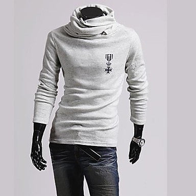 Men's Fashion Turtle Neck Skin The Sweater