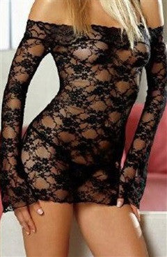 Lace Black Sets Sexy Lingeries