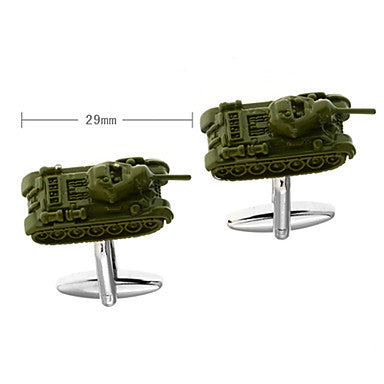 Men's Toy Cufflinks(2 PCS)