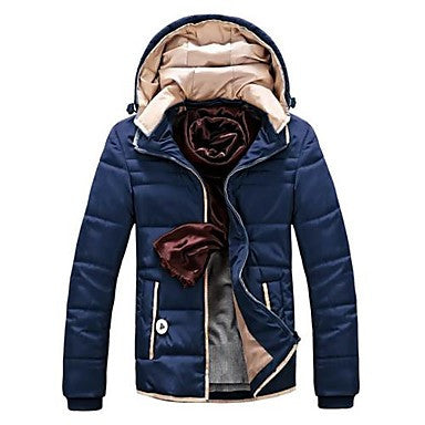 Men's New Design Pure Casual Outerwear