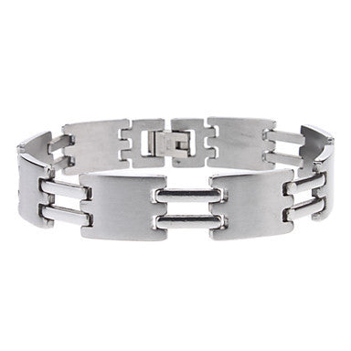 Ares Style Stainless Steel Bracelet