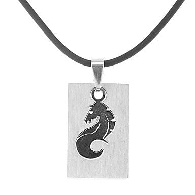 Fashion Horse Pattern Men's Pendant Necklace(1 Pc)